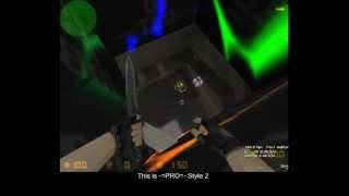 Deathrun prostyle jumps by -=ThQ=-