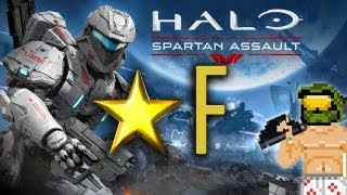 Halo: Spartan Assault DLC - Gold Star Guide (F-1, F-2, F-3, F-4, F-5)