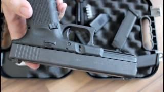 Glock 17 Gen4 Unboxing video