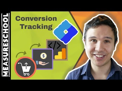 Conversion Tracking Installation with GTM Lesson 5 (GTM for Beginners)