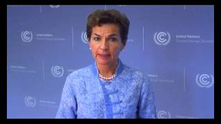 Christiana Figueres, UNFCCC Executive Secretary, China Summit on Caring for Climate July 2013 Thumbnail