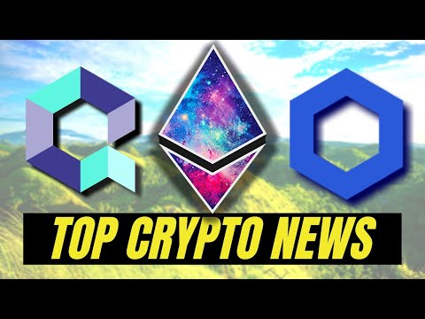 HUGE CRYPTO NEWS! Ethereum SURGING! Quant Network, Interoperability And SIA | Chainlink | PAXFUL