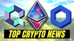 HUGE CRYPTO NEWS! Ethereum SURGING! Quant Network, Interoperability and SIA   Chainlink   PAXFUL