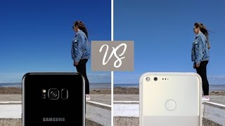 Galaxy S8 Camera VS Google Pixel - Who Is The Android Camera King?