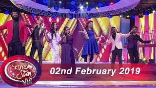 Dream Star Season VIII | Top 07 02nd February 2019