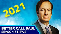 BETTER CALL SAUL Season 6 confirmed for 2021 by AMC as FINAL chapter for Bob Odenkirk's Jimmy McGill