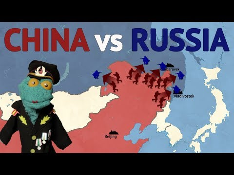 China vs Russia (2017)