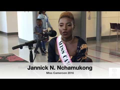 Miss Cameroon USA 2016 Talks Pageant, Healthcare, Mental Health, STEAAM Fair, & More