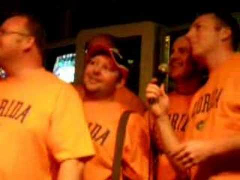 Colts - Florida 2008 - Karaoke 1
