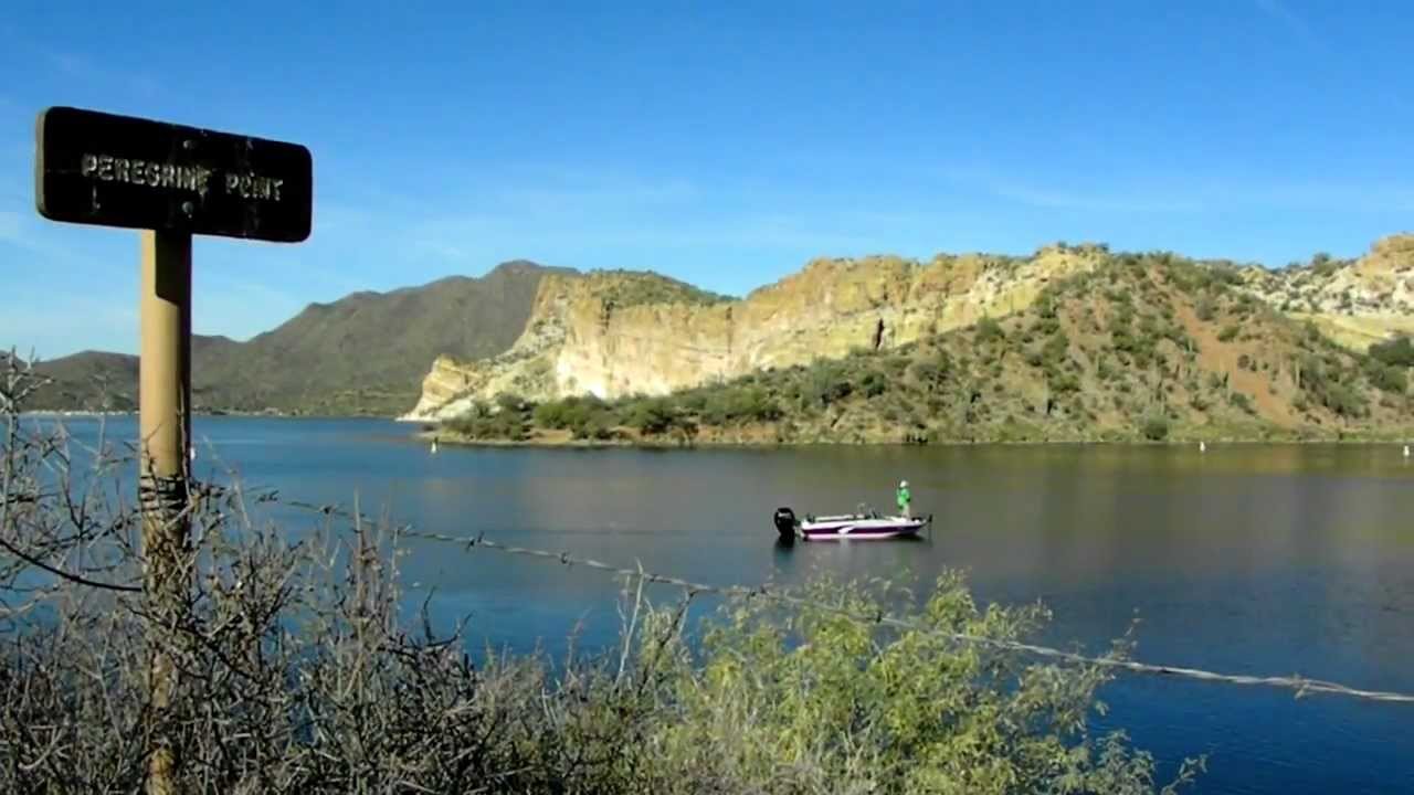 Beautiful day fishing on saguaro lake in arizona youtube for Saguaro lake fishing