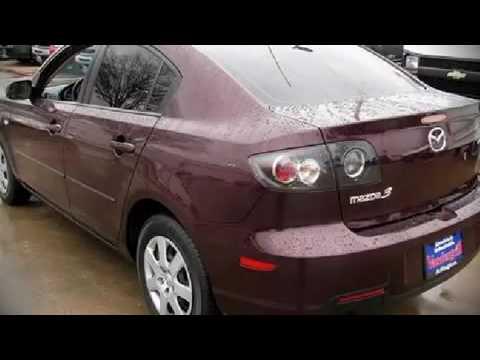 2008 Mazda Mazda3 Sedan In Arlington Tx 76017 Youtube
