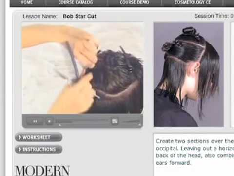 Bob Star Online Salon Course