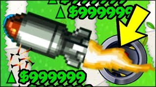 THE BIGGEST ROCKET IN BLOONS EVER!! (WARNING: EXPENSIVE)