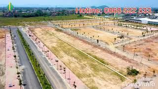 Toàn cảnh flycam dự án khu đô thị phố Thắng - Victory City