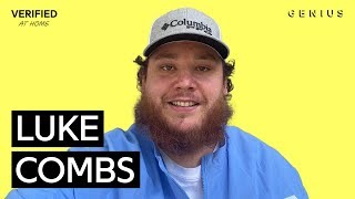 Luke Combs Six Feet Apart Official Lyrics & Meaning | Verified