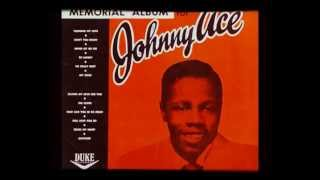 "JOHNNY ACE - ""MID NIGHT HOURS JOURNEY"" (1953)"