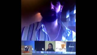 Interview #hangoutpost #Scavin with Barun Sobti - 20 july 2015