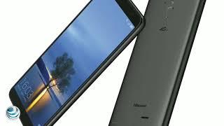 Hisense presenta su teléfono inteligente F24
