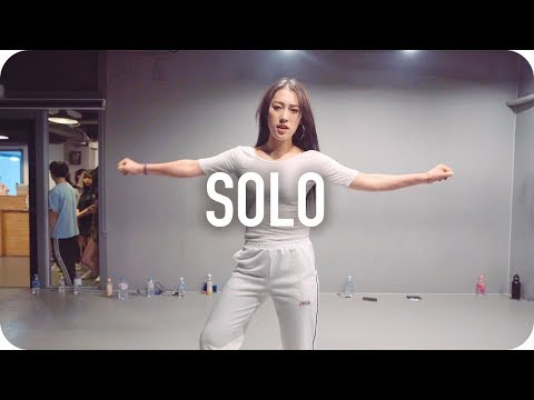 Solo - Clean Bandit Ft. Demi Lovato / Jane Kim Choreography