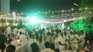 Dîner en Blanc - Kigali 2013, Official Video
