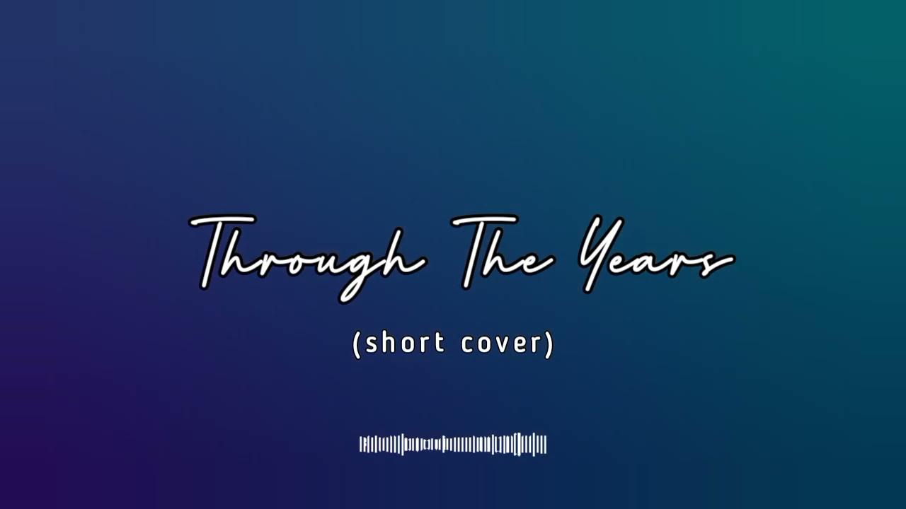 Through the years | Female cover | Joy Castellion