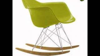 Les creations de Charles & Ray Eames, éditées par Vitra - www.ideesboutique.com