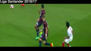 Video Gol Pertandingan Eibar vs Sevilla
