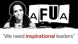 Afua Hirsch on the state of our political leaders