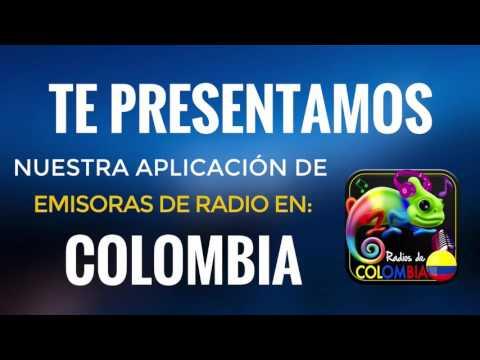 Emisoras Colombianas (Muy buena aplicación de Radios de Colombia)