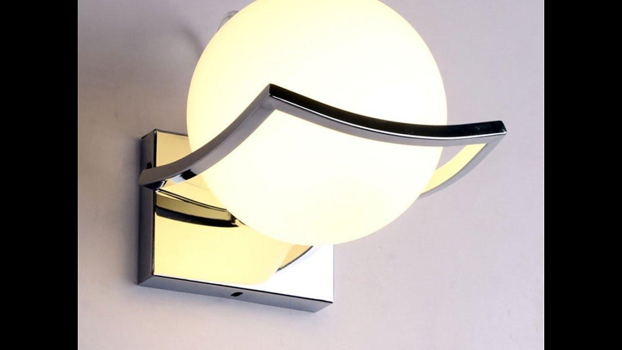 Recensione ita goeco mini moderna lampada da parete applique da