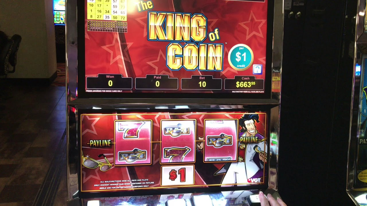 Slot machines at kickapoo casino