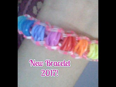 DIY RainbowTastic! NEW Bracelet 2017!!!