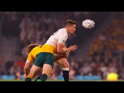 Michael Hooper Tribute - Wallabies' Tackling Machine VS Fiji