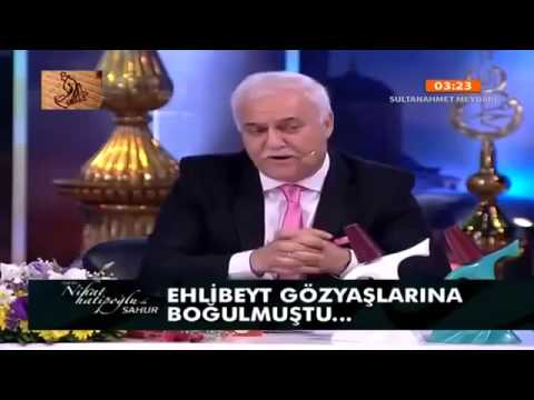 Nihat Hatipoğlu   Sahur   Kerbela   Hz  Hasan ve Hz  Hüseyin  24 07 2013