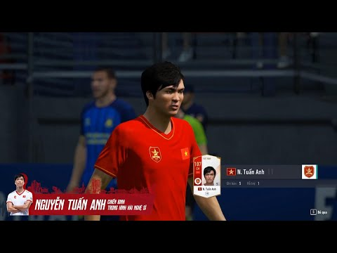 [PLAYER HIGHLIGHST] NGUYỄN TUẤN ANH - FIFA ONLINE 4