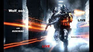 Battlefield 3 once again  1000 tickets / 64 players