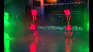 Светодиодное шоу в Алматы Номер New Light Dream Lights(Светодиодное шоу