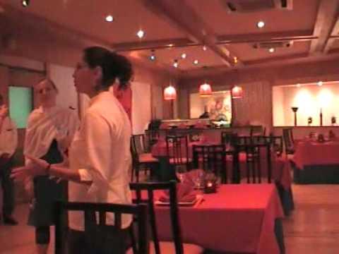 Secrets Capri Resort & Spa  Restaurant Playa del Carmen Yucatan Film Video www.VIP-Reisen.de