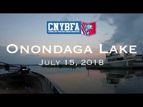 Onondaga Lake Bass Tournament 15 July 2018