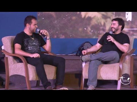 Entrevista com Patrick Souza (Jam com Steve Vai, Dicas de Guitarra, Vida)