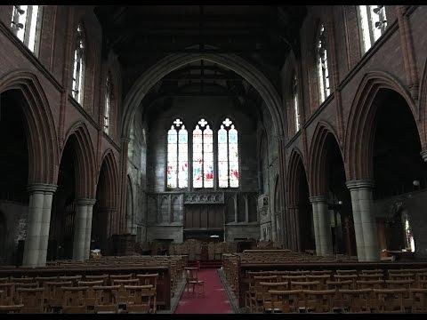 St Lukes Church - Urbex