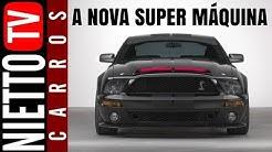 #05 - A NOVA SUPER MÁQUINA - ABERTURA (KNIGHT RIDER 2008 / INTRO / TRAILER) - NIETTO TV CARROS