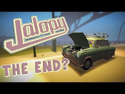 The End? | Jalopy Gameplay | Part 5 [1080p 60fps]