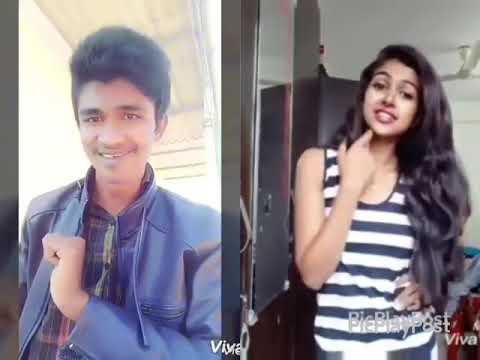 Shravani subramanya movie song dubsmash