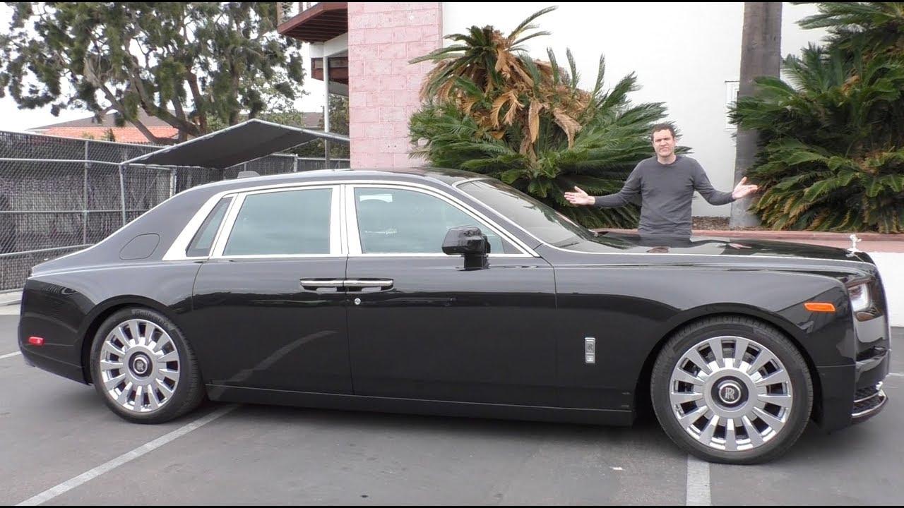 The 2018 Rolls Royce Phantom Is A 550 000 Ultra Luxury Car
