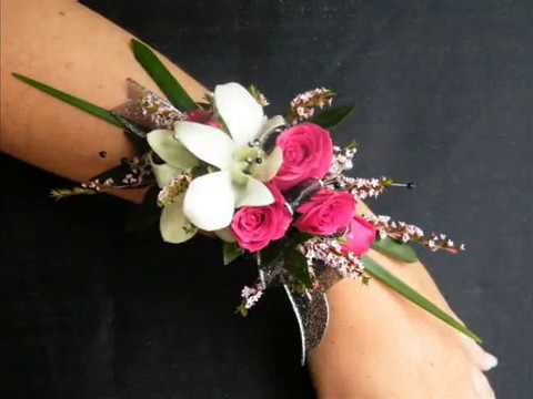Current Homecoming Flower Trends From Sunnyslope Floral!