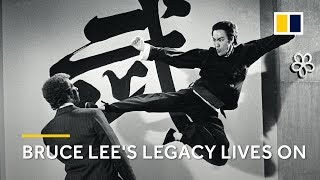 Bruce Lee's legacy lives on 45 years after his death