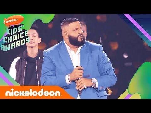"""DJ Khaled Ft. """"All I Do Is Win"""" & Queen's """"We Will Rock You"""" 