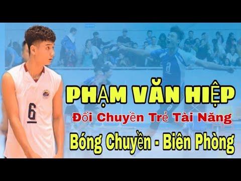 Phạm Văn Hiệp | Đối Chuyền Trẻ Hay Nhất V1 - Bóng Chuyền VĐQG 2020 - Tỏa Sáng Tại Hà Tĩnh .
