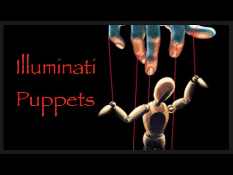 Are Celebrities Aware That They Are Illuminati Puppets ...